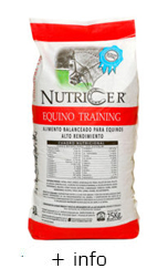 nutricer equino training